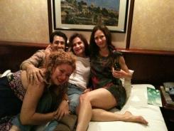 Aurora no hotel GO
