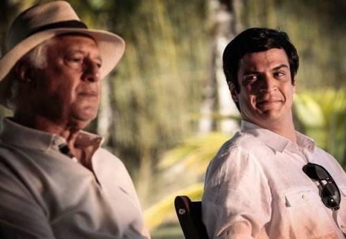 Félix e o pai