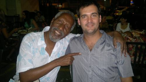 o compositor Pedro Ivo